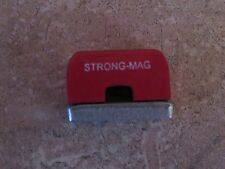 New listing 10 pcs Strong-Mag S801 Red Minor Magnets 22.2mm x 11.1mm x 7.9mm