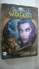 world of warcraft-pc game -5 discs