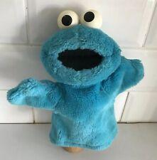 Sesame Street Hand Puppet Cookie Monter Tyco Jim Henson 1996
