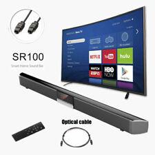 87cm Home Surround TV PC Barra De Sonido Barra De Sonido Inalámbrica Altavoces