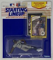 Starting Lineup Ken Griffey jr. sliding 1990 action figure