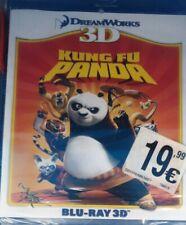 KUNG FU PANDA - Dreamworks 2008 - BLU-RAY 3D nuovo sigillato