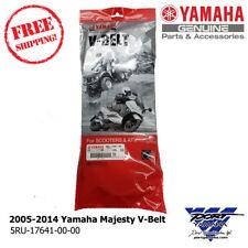 2005-2014 Yamaha Majesty V-Belt Drive Belt YP400 NEW OEM Part 5RU-17641-00-00