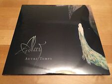 "Alcest-Autre Temps 7"" EP Ltd 500 ilustraciones por fursy Teyssier"
