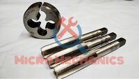 """BSB Tap & Die Set 7/16"""" BSB 26 TPI - High Carbon Steel - Ideal For Soft Metals"""