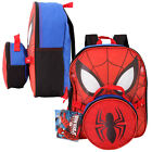 Marvel Spiderman Boys Kids School 12