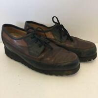 Vibram Mens Brown/Black Walking Shoes AU/UK7 US8 EUR41