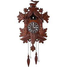 Vivid Large Deer Handcrafted Wood Cuckoo Clock CC105 s3