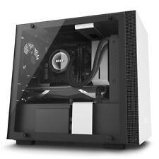Nzxt H200i Itx Cajón para Juegos - blanco USB 3.0