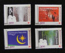 Naminara Republic (South Korea Nami Island) Stamps Set of 4 Pieces MNH