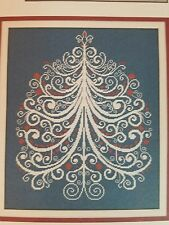 Alessandra Adelaide Needleworks Cross Stitch Chart Christmas Tree #89