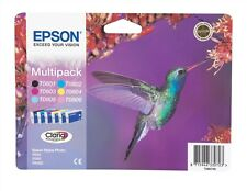 Best 00039137 Epson Multipack 6 Cartucce D'inchiostro T0807 Nero Cyan CY