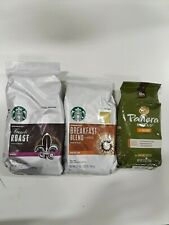 3 COUNT VARIETY BAGS OF GROUND COFFEE