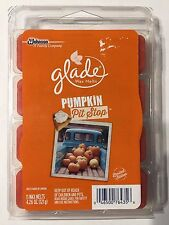 Glade Wax Melts (11) PUMPKIN PIT STOP Scent 4.26 oz (66g) LIMITED EDITION