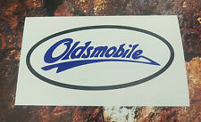 OLDSMOBILE Car STICKER decal Classic Americana 150mm x 70mm exo solvent ink