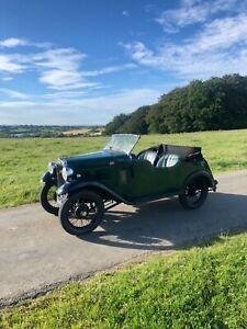 1934 Austin 7 special 750 tourer classic car not barn find restoration project