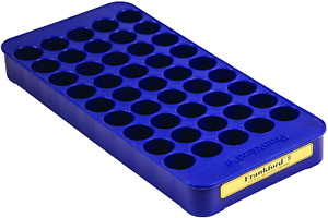 Frankford Arsenal Perfect Fit Reloading Tray for Convenient 50 Round Brass #9