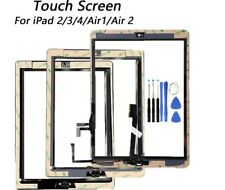OEM SPEC For iPad 2 3 4 Air Mini 1 2  Touch Screen Digitizer Replacement w Tools