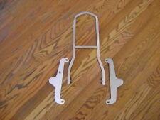 NEW HARLEY Superglide backrest sissybar 1972 -1985,1974,1975,1976,1977,1979,