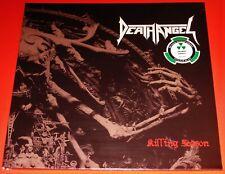Death Angel: Killing Season - Limited Edition LP + CD Silver Vinyl Record NB NEW