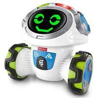 Fisher-Price Movi Superrobot Juguete educativo para niño +3 años Version Español