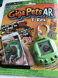 Giga Pets AR T-Rex BNIP Free Shipping
