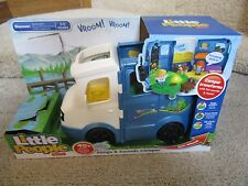 Fisher-Price Little People 40+ Songs and Sounds Camper ONLY No Figures Vroom!