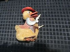 Antique/Vintage Tin Wind up toy DUCK