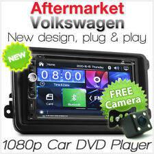 Car DVD MP3 Player For Volkswagen Golf Polo Caddy Stereo Head Unit Radio VW CD T