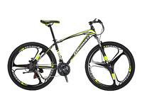 """27.5"""" Mountain Bike Shimano 21 Speed Men Bicycle Bike MTB Disc Brake Suspension"""