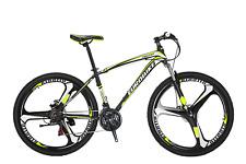 """27.5"""" Mountain Bike Shimano 21 Speed Mens Bicycle Bike MTB Disc Brake Suspension"""