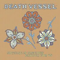 Death Vessel - Nothing Is Precious Enough For Us [CD]
