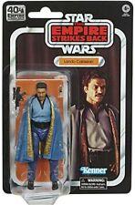 "Star Wars Black Series Empire Strikes Back 40th Anniversary 6"" Lando Calrissian"