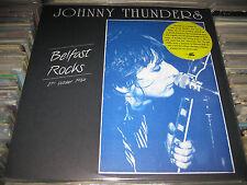 Johnny THUNDERS LP Belfast Rocks 84 PUNK INDIE GRUNGE ROCK SEALED HEARTBREAKERS