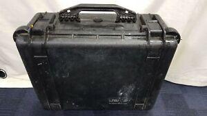 Peli Pelican 1550 Genuine Original Hard Shell Case (Black)