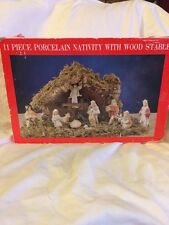 Nativity 11pc Set