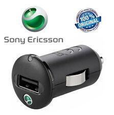 CARICABATTERIA DA AUTO SONY ERICSSON AN400 USB PLUG CAR CHARGER CELLULARE BULK