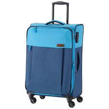 Travelite Neopak 4-rollen Trolley M 67 Cm Marine-blau
