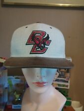BOSTON COLLEGE EAGLES Hat Snapback Zephyr Cap Stitched Raised Logo