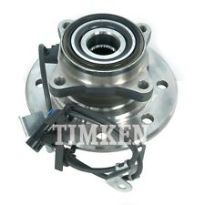 Wheel Bearing and Hub Assembly-4WD Front Left Timken SP580303