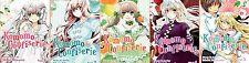 Komomo Confiserie Series English Manga Collection Books 1-5 BRAND NEW!