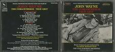 Elmer succinico True Grit/the Comancheros John Wayne Giappone pressed CD