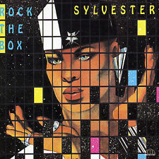 Sylvester - Rock The Box ( AUDIO CD in JEWEL CASE ) FREE SHIPPING