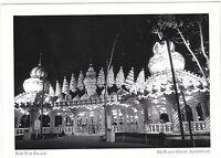 "*Postcard-""Yum Yum Palace""-Enjoying Ice Cream-Floats *Six Flags Adventure (A8)"