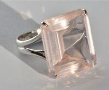 H Stern Rose Quartz Ring 25 carat