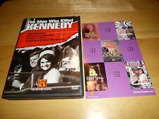 The Men Who Killed Kennedy (DVD, 2002, 2-Disc Set) History Channel; Rare/OOP!