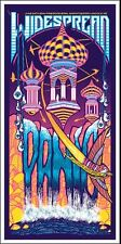 Widespread Panic Brad Klausen Poster  Lincoln, Nebraska 6/24/14