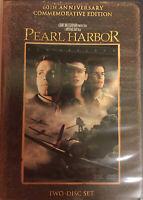 Pearl Harbor 60th Anniversary Commemorative Edition (DVD, 2-Disc Widescreen)