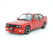 BMW M3 Sport Evolution Cecotto Edition E30 1989 rot red rouge AUTOart 70566 1:18