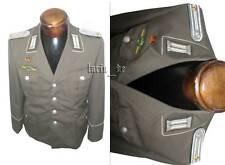 DDR German NVA UNIFORM-Giacca Offz. U-leutn. RD m48-1 East German Army Jacket